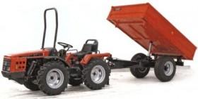 Minitraktorid AGT