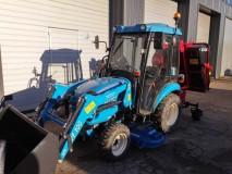 Traktor LS J27   UUS !